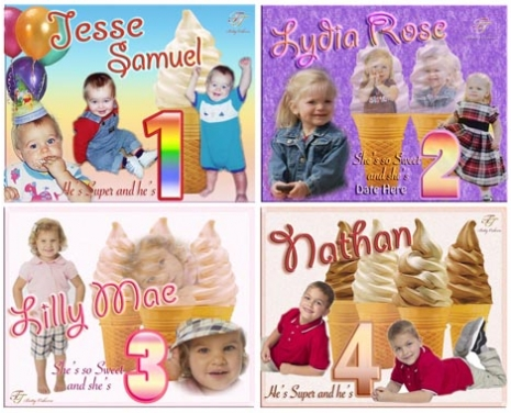 Ice Cream Ages